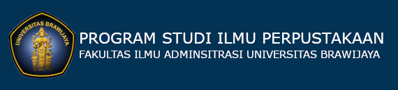 Program Studi Ilmu Perpustakaan