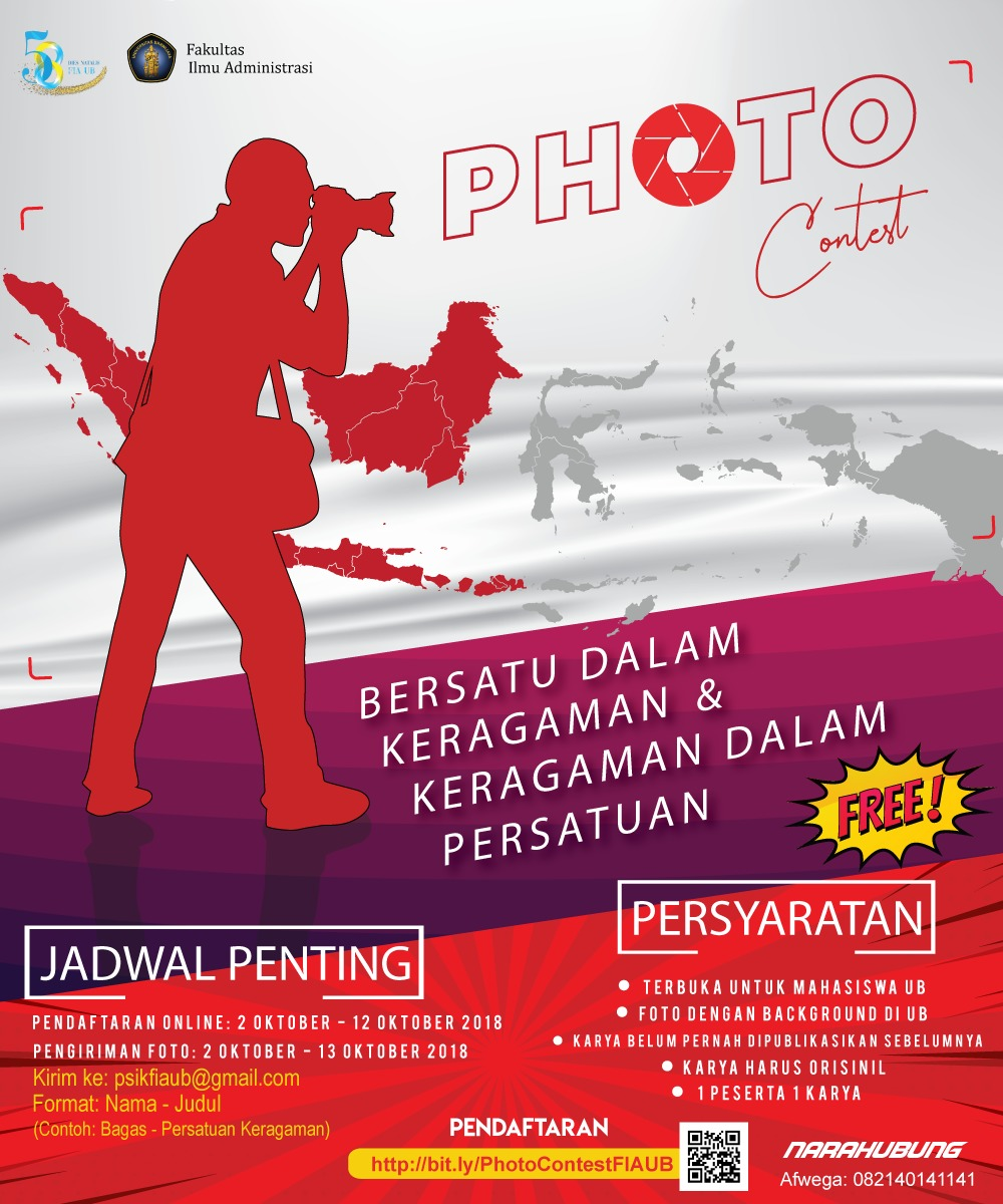 Photo Contest FIA UB 2018
