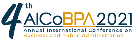 Annual International Conference of Bussiness and Public Administration