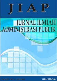 Journal Fakultas Ilmu Administrasi