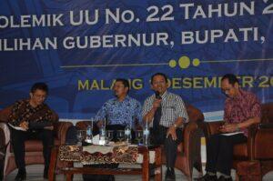 (Ki-ka) Abdul Hakim Naja, M.R. Khairul Muluk, Luqman Hakim, dan Haryadi