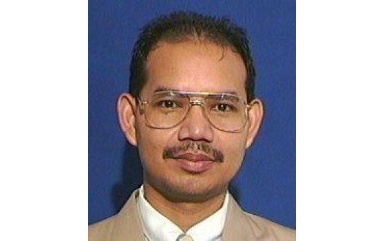 Ahmad Martadha Mohammed (Malaysia), salah satu narasumber