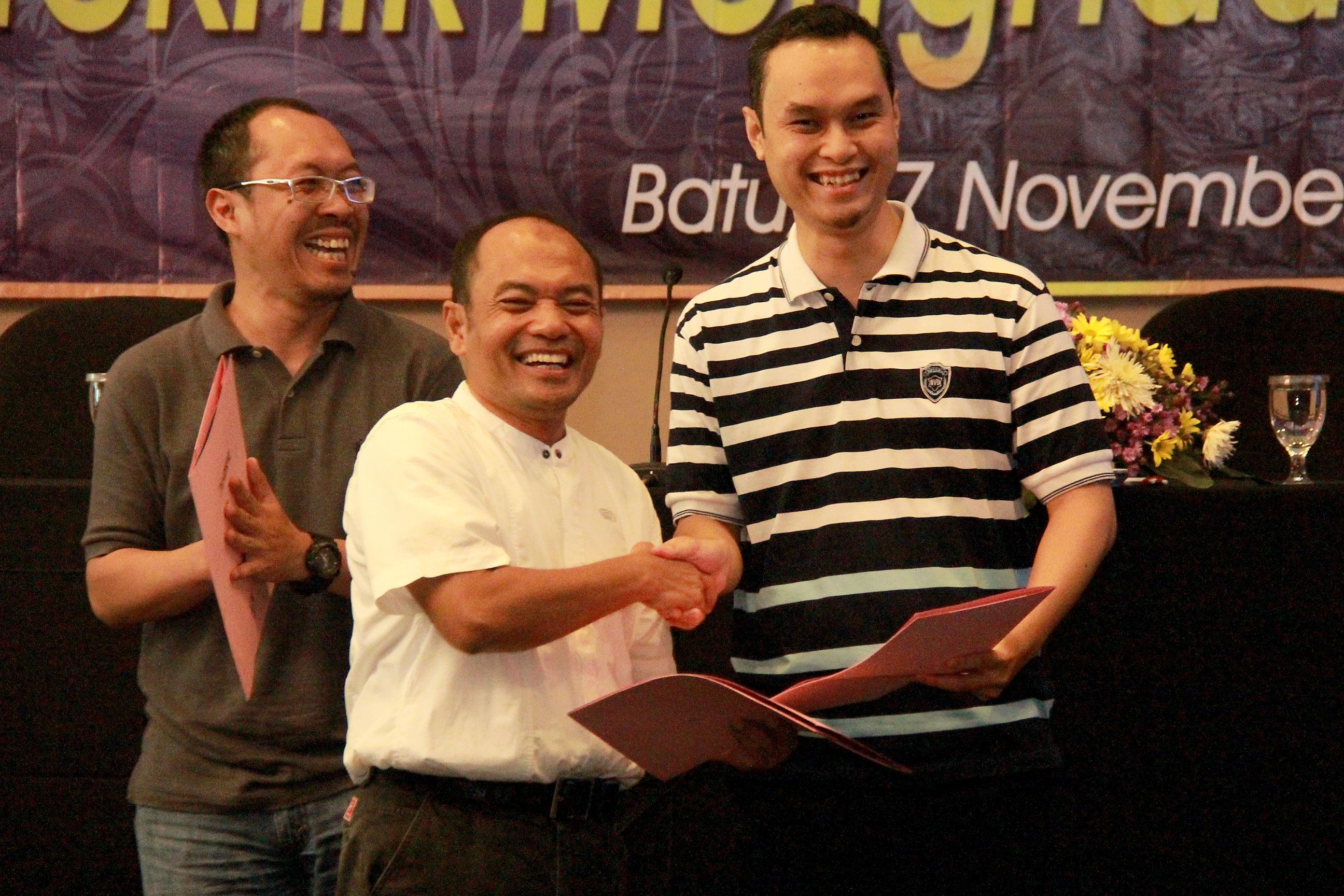 Aulia Luqman Aziz Rebut Juara 1 Lomba Foto Dan Juara 2 Penulisan Berita