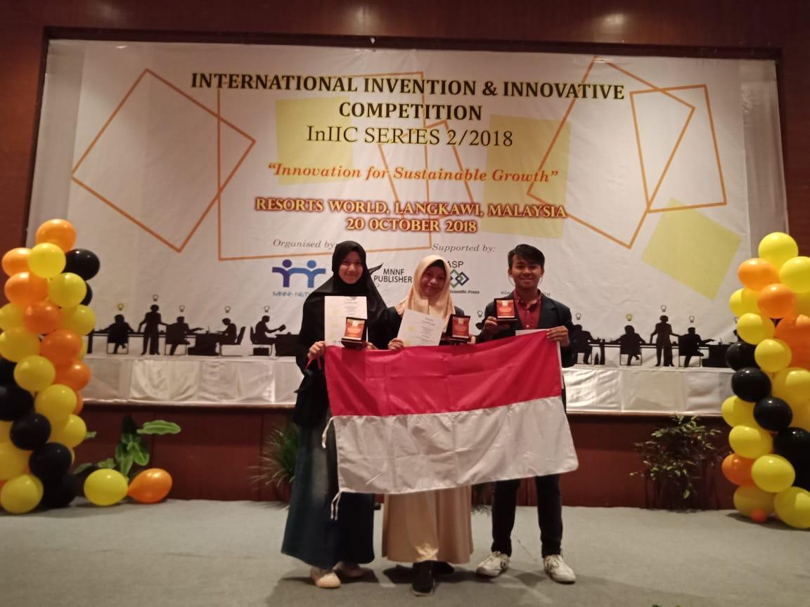 Gold Award – Mahasiswa FIA