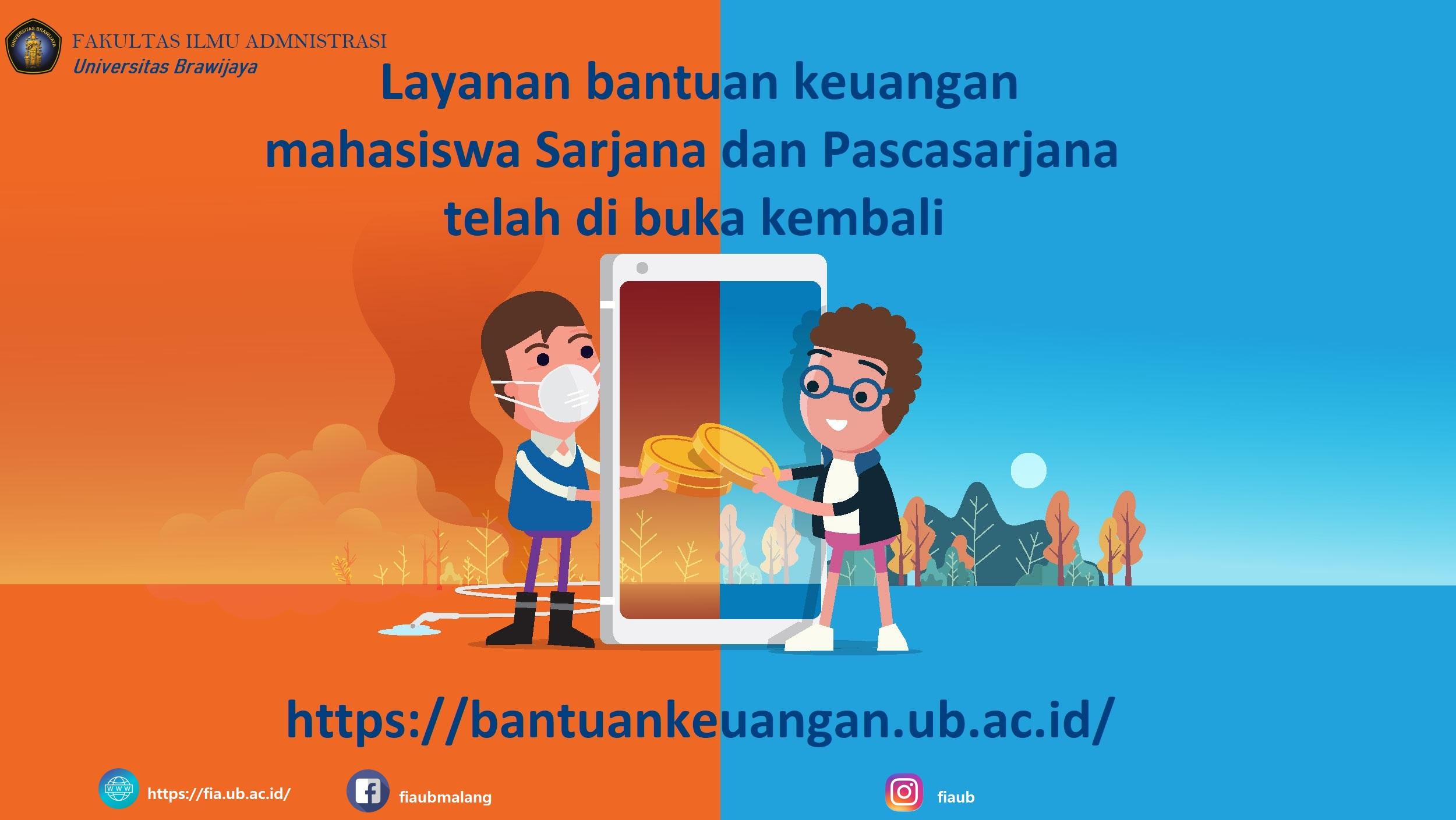 Layanan Bantuan Keuangan Mahasiswa